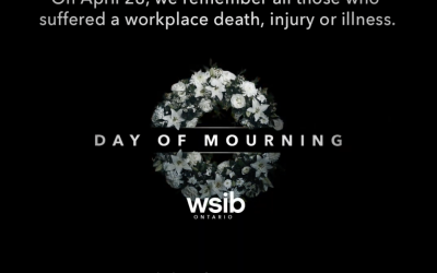 WSIB & The Day of Mourning
